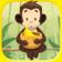 Monkey Fall : Benji Bananas