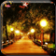 Autumn Street Live Wallpaper