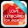 Love Keyboard For Android