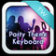 Keyboard Party Theme