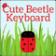 Cute Keyboard Beetle