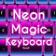 Neon Magic Keyboard