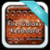 Fire Galaxy Keyboard
