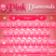 Pink Diamonds Keyboard