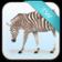 Zebra Skin For Keypad