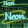 Keyboard Skin Neon Free