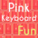 Pink Keyboard Fun
