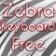 Zebra Keyboard Free