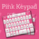 Keypad Skin Color Pink