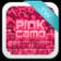 Pink Camo Keyboard