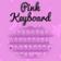 Keyboard Pinck