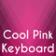 Cool Pink Keyboard