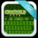 Crocodile Skin Keyboard