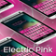 Electric Pink Keyboard