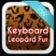 Keyboard Leopard Fur