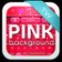 Keyboard Backgraund Pink