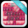 Fancy Pink Theme Keyboard