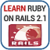 Learn Ruby on Rails 2