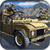 Military Jeep Parking - 3d