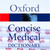 Oxford Concise Medical Dictionary