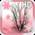 Pink Winter Live Wallpaper