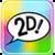 Text 2D