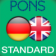 Dictionary English-German-English STANDARD by PONS