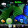 Berry Spotlight | Round Green Focus | 16 Icon Homescreen
