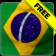 Brasil flag free