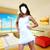 Woman Short Dress Photo Editor