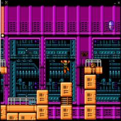 Rockbot 1.00: A Worthy Mega Man Clone For PSP, Windows, And Android