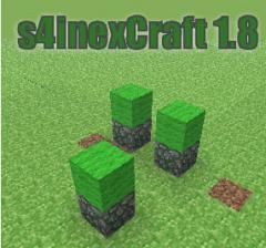 s4inexCraft 1.8