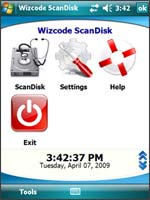 Wizcode ScanDisk Mobile