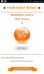 SEO Webpage Analysis