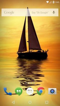 Free Bbk Vivo Y937 Td Lte Silhouette Sunset Live Wallpaper Software