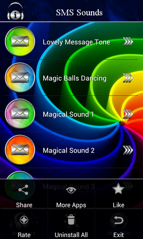 Free Samsung Galaxy Star GT-S5282 SMS Sounds Software