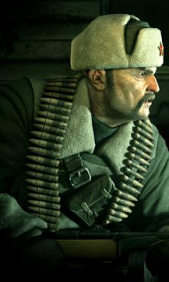 Sniper Elite with rain Live WP