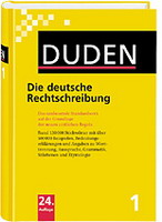 Duden - German spelling dictionary