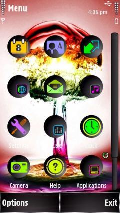 Free Nokia 5230 / 5232 / 5233 Nuron Splash Color Software Download