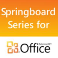 Springboard Series for Microsoft Office