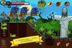 Zoombie Digger World Tour