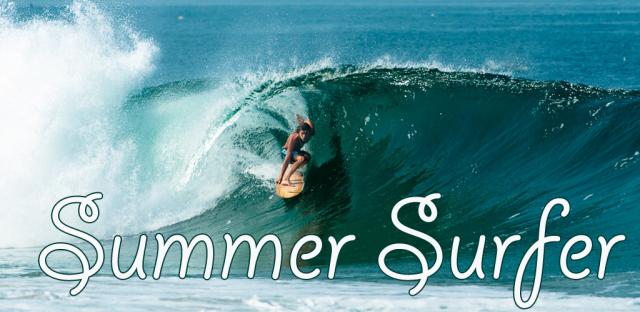 Free Summer Surfer Live Wallpapers Software Download