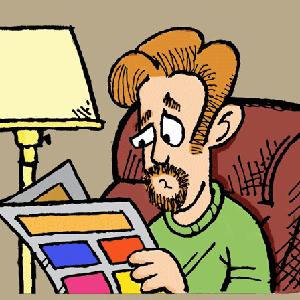 The comics curmudgeon