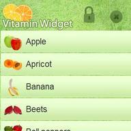 The Vitamin Widget