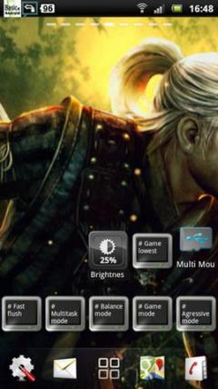 The Witcher Live Wallpaper 2