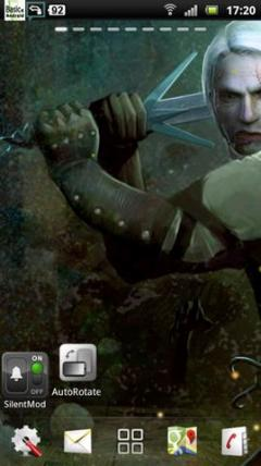 The Witcher Live Wallpaper 4