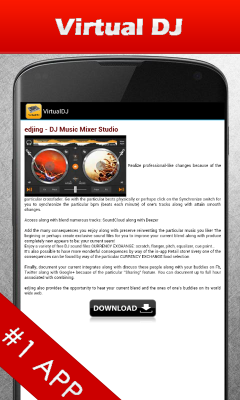 Free Nokia X2-02 / X2-05 Virtual DJ Extra Software Download in Audio Tag