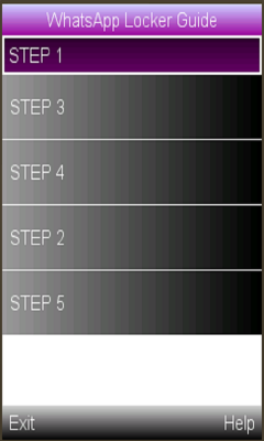 Free Java WhatsApp Lock Guide Software Download