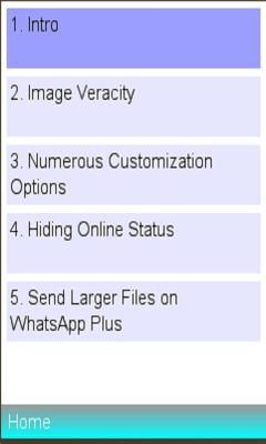 Free Java WhatsApp Plus Specs Software Download